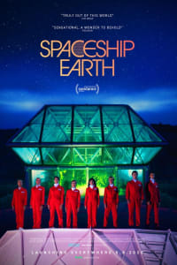 Watch Spaceship Earth (2021) Fmovies