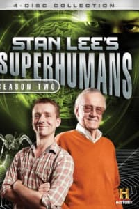 Stan Lee's Superhumans - Season 2 | Bmovies