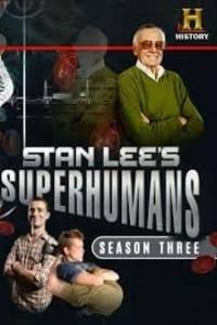 Stan Lee's Superhumans - Season 3 | Bmovies
