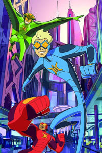 Stretch Armstrong and the Flex Fighters - Season 2 | Bmovies