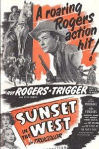 Sunset in the West | Bmovies