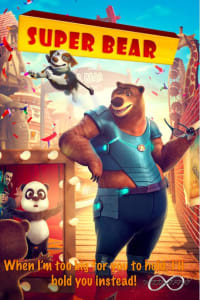 Watch Super Bear (2021) Fmovies