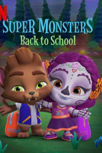 Super Monsters Back to School | Bmovies