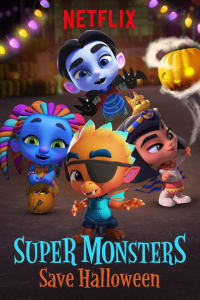 Super Monsters Save Halloween | Bmovies