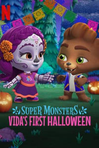 Super Monsters: Vida's First Halloween | Bmovies