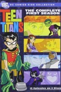 Teen Titans - Season 1   Bmovies