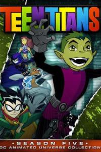 Teen Titans - Season 5   Bmovies