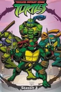 Teenage Mutant Ninja Turtles - Season 02 | Bmovies