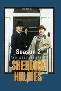 The Adventures Of Sherlock Holmes (1984) - Season 02   Bmovies