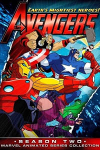 The Avengers: Earth's Mightiest Heroes - Season 2 | Bmovies