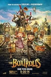 The Boxtrolls   Bmovies