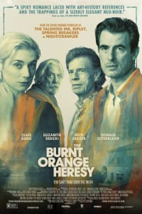 The Burnt Orange Heresy | Bmovies