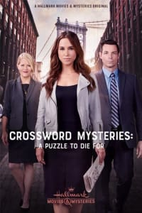 The Crossword Mysteries: A Puzzle to Die For | Bmovies