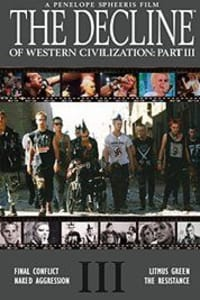 The Decline of Western Civilization Part 3 | Bmovies