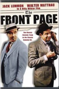 The Front Page | Bmovies