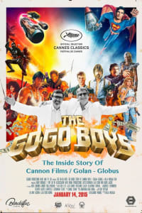 The Go-Go Boys: The Inside Story of Cannon Films   Bmovies
