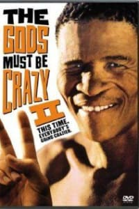 The Gods must be Crazy II   Bmovies