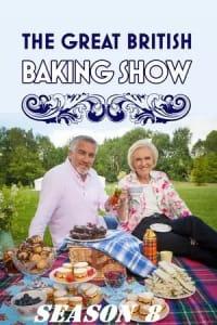 The Great British Bake Off - Season 08 | Bmovies
