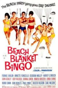 Beach Blanket Bingo | Bmovies
