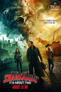 The Last Sharknado: It's About Time | Bmovies