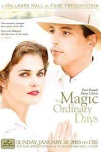 The Magic of Ordinary Days   Bmovies