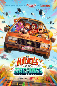 The Mitchells vs the Machines | Watch Movies Online