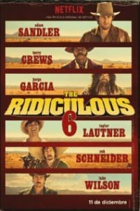 The Ridiculous 6 | Bmovies