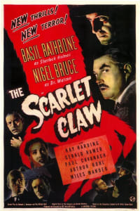 The Scarlet Claw   Bmovies