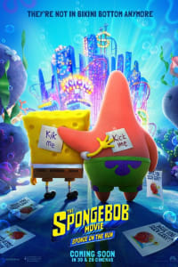 The SpongeBob Movie: Sponge on the Run | Watch Movies Online