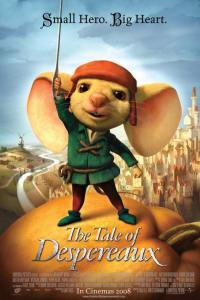 The Tale of Despereaux   Bmovies