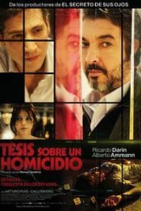 Thesis on a Homicide | Bmovies
