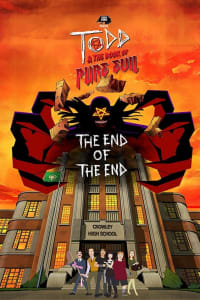 Todd and the Book of Pure Evil: The End of the End | Bmovies