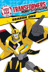 Transformers Robots in Disguise - Season 1 | Bmovies