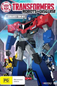Transformers Robots In Disguise - Season 3 | Bmovies