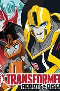 Transformers Robots In Disguise - Season 4 | Bmovies