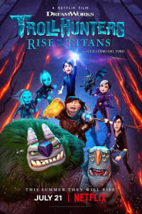 Trollhunters: Rise of the Titans | Bmovies