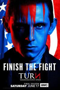 Turn: Washington's Spies - Season 4   Bmovies