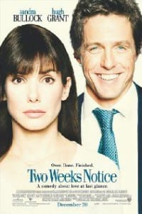 Two Weeks Notice | Bmovies