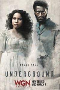Watch Underground - Season 1 Fmovies