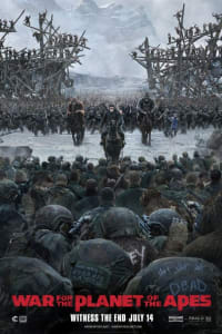 War for the Planet of the Apes   Bmovies
