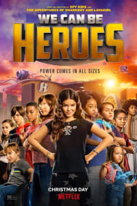 We Can Be Heroes | Bmovies