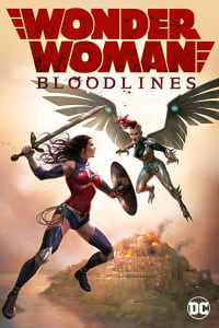 Wonder Woman: Bloodlines | Bmovies