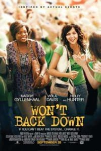 Won't Back Down | Watch Movies Online