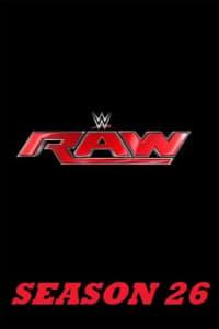 WWE RAW - Season 26 | Bmovies