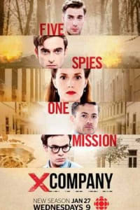 X Company - Season 3   Bmovies