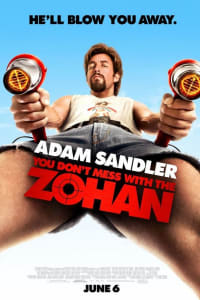 You Dont Mess with the Zohan | Bmovies